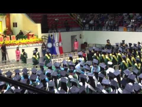 USJR Graduation Entrance