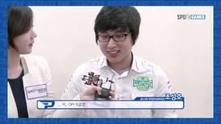 스타 10문 10답-조성호 편-EsportsTV 스타크래프트2 프로리그 2015