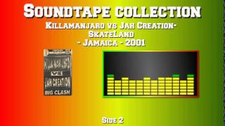 Killamanjaro vs Jah Creation 2001 - Half Way Tree - Skateland - Jamiaca