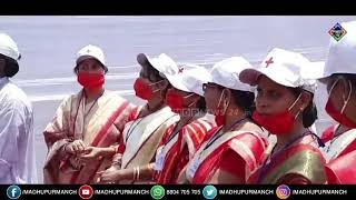 Red Cross Society Madhupur | DC Deoghar Smt. Nancy Sahay Speech  | SDO Madhupur  | Madhupur Manch