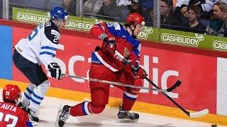 Россия - Финляндия 3:4 ОТ   Молодежный чемпионат мира по хоккею 2015/16 Финал(, 2016-01-05T22:25:12.000Z)