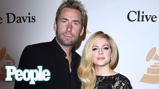 �������� ���� Nickelback's Chad Kroeger On His 'Close' Relationship With Ex Avril Lavigne | People NOW | People ������