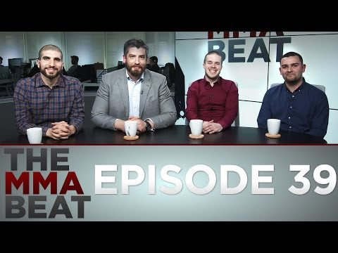 The MMA Beat - Episode 39