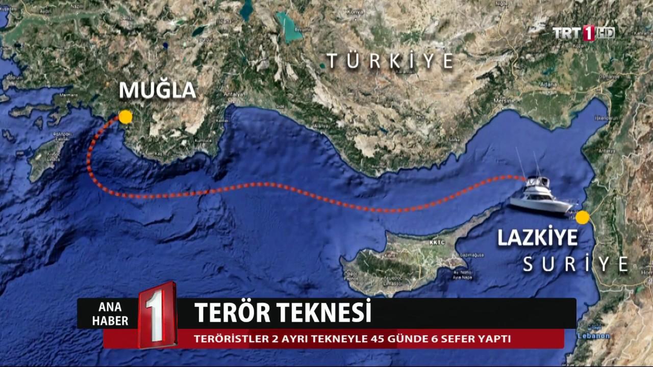 Terör Teknesi
