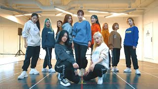 [LOONA - Why Not?] dance practice mirrored