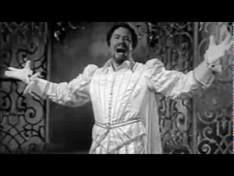 George London - Champagne aria - Finch'han dal vino - Don Giovanni - Wolfgang Amadeus Mozart