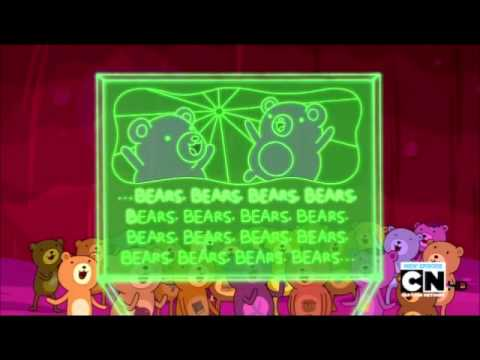 adventure time: bears karaoke