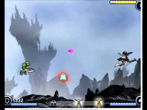 Bionicle Phantoka Games [Battle For Power] - Part 1 - Tanma Level