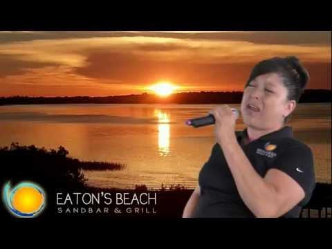 EATON'S BEACH GREEN SCREEN KARAOKE