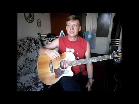 Rammstein Ohne Dich (разбор на гитаре/acoustic guitar cover)
