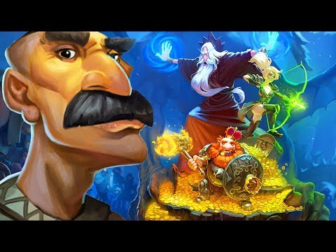 ТОТ САМЫЙ КЛИКЕР ► Dungeon Crusher | Крушители Подземелий