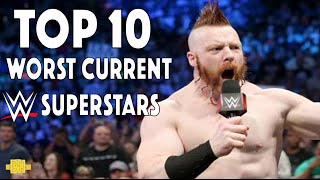 top 10 worst current wwe superstars