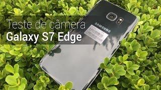 Teste de câmera: Galaxy S7 Edge | Tudocelular.com