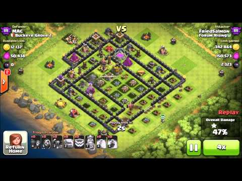 Clash of Clans | Forum Rising | Gold Grabbin' | Episode 2