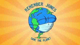 Save the Planet | Remember Jones (official audio)