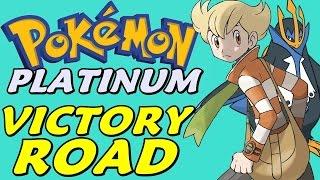 Pokémon Platinum (Detonado - Parte 26) - Victory Road e Batalha Final contra O Rival