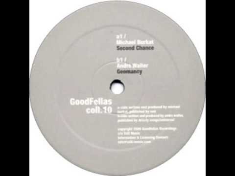 Michael Burkat - Second chance - Coll.10 EP - GoodFellas Recordings ‎– GOODFELLAS 010