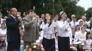 Духовой оркестр из г.Брест(Не поворачивай назад в исполнении группы из церкви по ул. Фортечной под аккомпонимент духового оркестра., 2011-07-24T19:05:35.000Z)