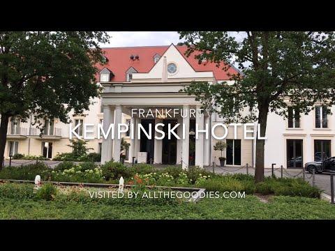 Kempinski Hotel Frankfurt, Germany