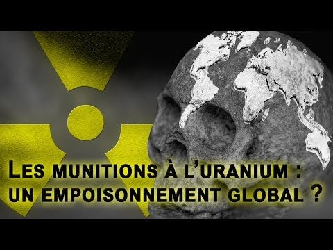 info / Les munitions à l'uranium   un empoisonnement global