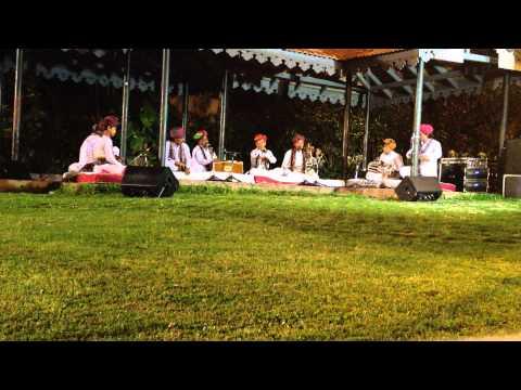 Aslam Khan and Group live