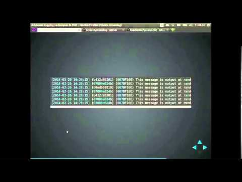 Advanced logging in PHP - Claes Gyllensvärd