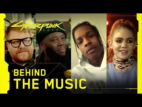 Cyberpunk 2077 – Behind The Music