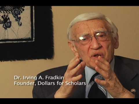 Scholarship America: Founder Irving Fradkin