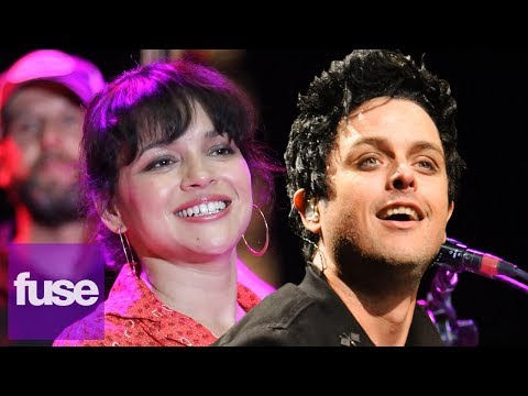 Billie Joe Armstrong & Norah Jones Remake Everly Brothers Record