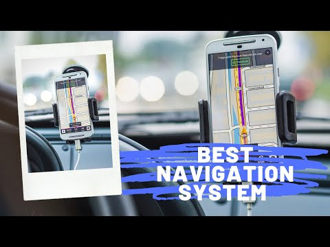 Best Navigation System -  GPS Units Review 2020