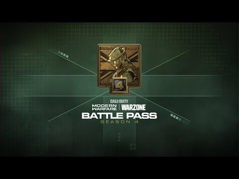 Call of Duty®: Modern Warfare® \u0026 Warzone  - Season Four Battle Pass Trailer