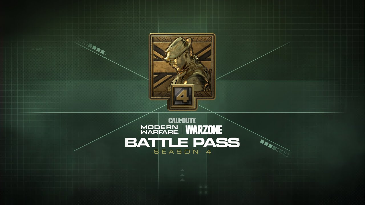 Call of Duty®: Modern Warfare® & Warzone  - Season Four Battle Pass Trailer