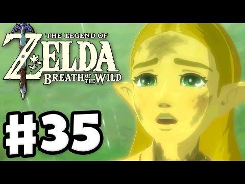 Zelda's Despair - The Legend of Zelda: Breath of the Wild - Gameplay Part 35