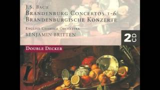 Bach - Brandenburg Concerto No. 6 in B-flat major, BWV 1051