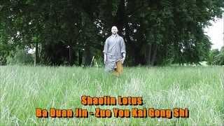 Qi Gong, Kai Gong Shi (Ba Duan Jin) - Shaolin Lotus