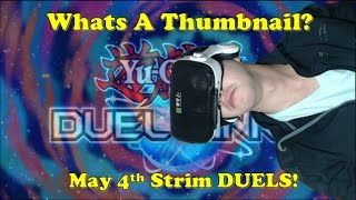 Yu-Gi-Oh Duel Links - May 4th Twitch VOD Viewer Duels!