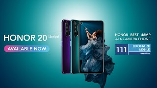 HONOR 20 Series - Available Now thumbnail