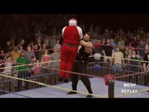 ECW Holiday Hell 1994 (WWE 2K17 Universe)