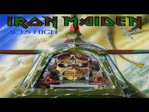 Iron Maiden Aces High Official Video Subtitulos