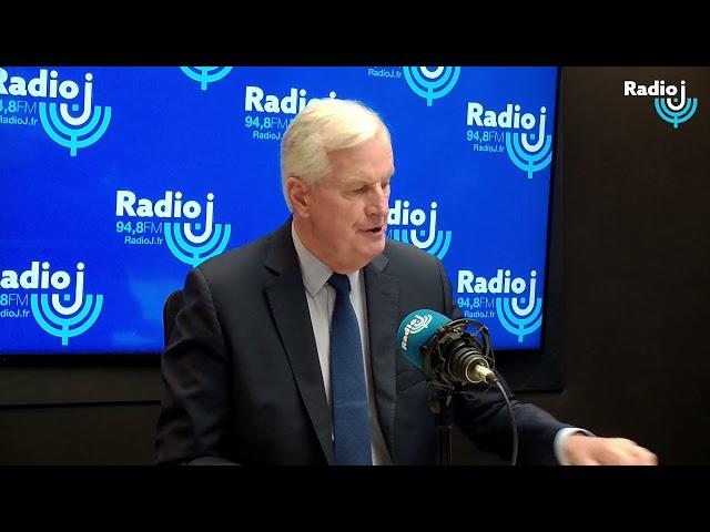 Michel Barnier pour un référendum sur l'immigration