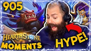 THE MOST INSANE TOURNAMENT MOMENT | Hearthstone Daily Moments Ep.905