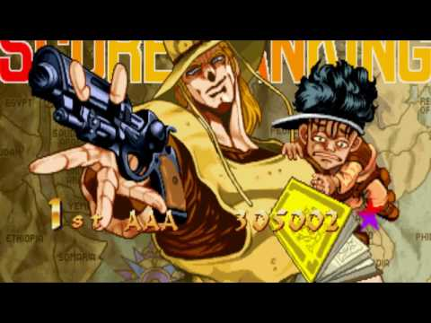 #526 JoJo's Bizarre Adventure Hidden Characters (3/6): Hol Horse and Voing  playthrough