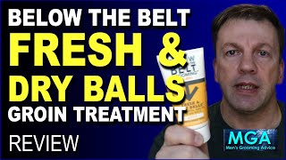 Below the Belt review - how fresh are your balls?
