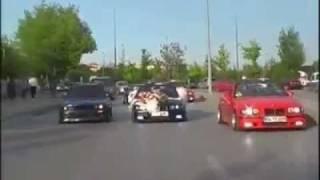 ANKARA BMW DÜĞÜN KONVOYU