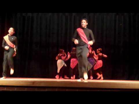 McKinley Middle Magnet School, Baton Rouge Black History 2012