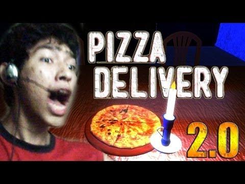 PIZZA DELIVERY 2 | El monstruo de la pizza !!