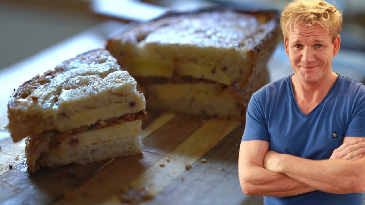How to Make The Best Grilled Cheese Sandwich (Gourmet Grilled Cheese Recipe)