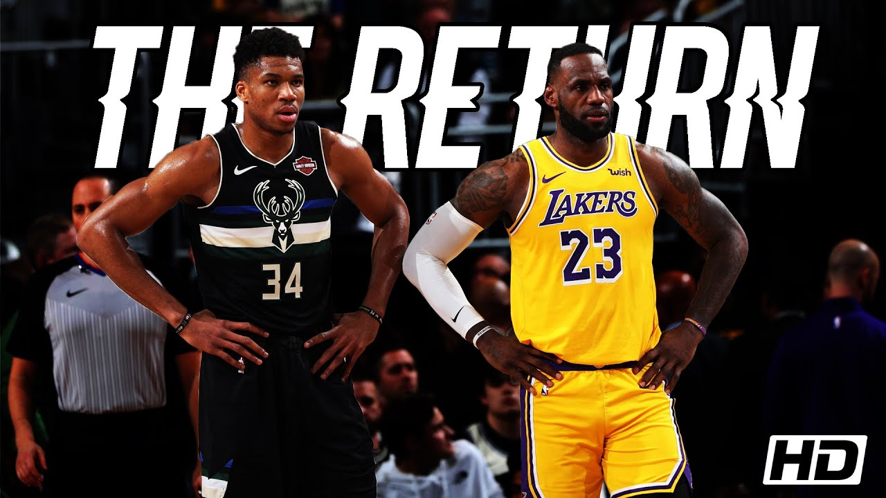 """""""The Return of the NBA""""    Official Movie Trailer ᴴᴰ"""