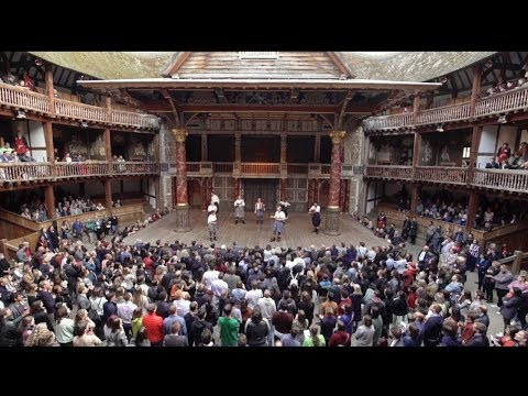 Shakespeares Globe AUDIENCE CHOICE Trailer - HONG KONG
