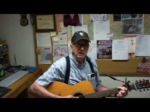 Ole Slew-Foot - Johnny Horton - Cover Jack Adams